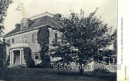 Terrace Club - Princeton, New Jersey NJ Postcard