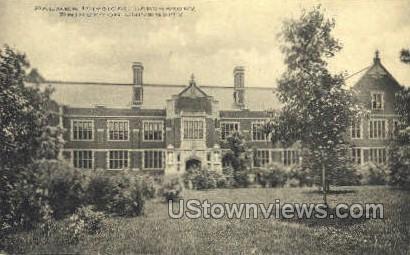 Palmer Physical Laboratory  - Princeton, New Jersey NJ Postcard