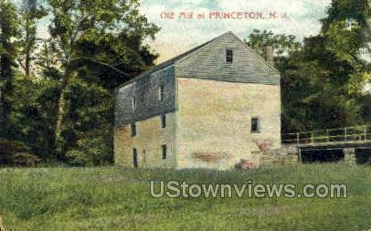 Old Mill  - Princeton, New Jersey NJ Postcard