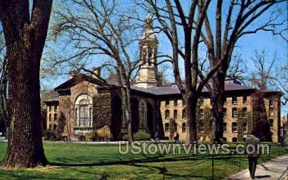 Nassau Hall - Princeton, New Jersey NJ Postcard