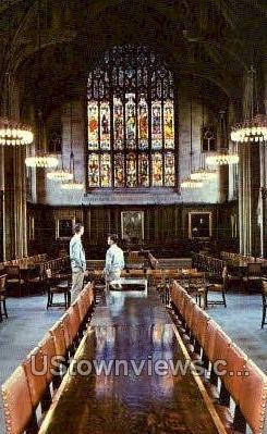 Procter Hall - Princeton, New Jersey NJ Postcard