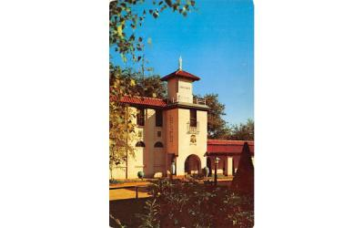 The Marian Tower Pleasantville, New Jersey Postcard