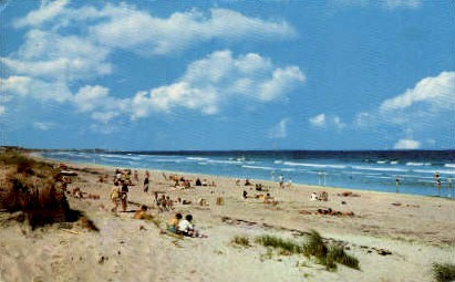 Greetings from Stone Harbor - New Jersey NJ Postcard