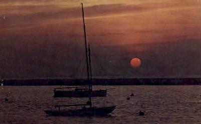 Stone Harbor, New Jersey Postcard