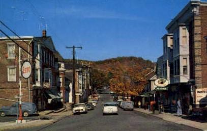 High Bridge, Hunterdon County - Misc, New Jersey NJ Postcard