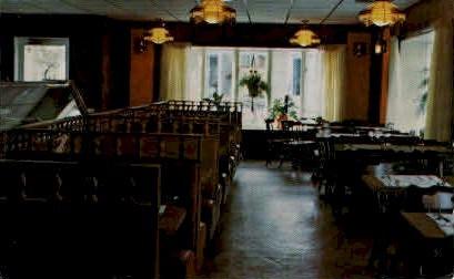 Al A Carte Carte Restaurant  And Deli - Cape May, New Jersey NJ Postcard