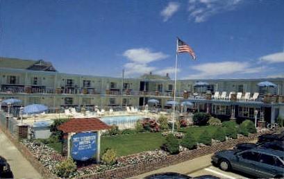 Mt. Vernon Motel - Cape May, New Jersey NJ Postcard
