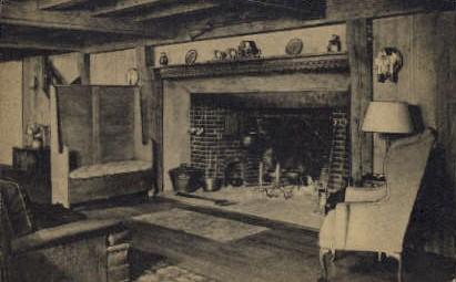Nassau Tavern, Palmer Square - Princeton, New Jersey NJ Postcard