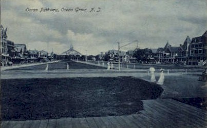 Ocean Grove, New Jersey Postcard