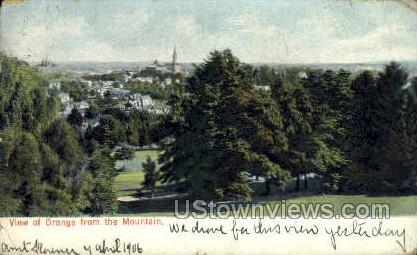 East Orange, New Jersey, NJ, Postcard