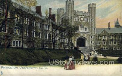 Princetown University, Blair Hall - Princeton, New Jersey NJ Postcard