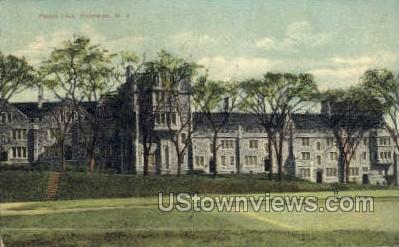 Patton Hall - Princeton, New Jersey NJ Postcard