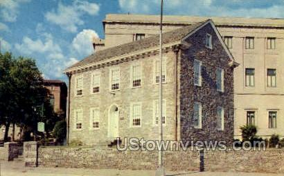 Old Masonic Temple - Trenton, New Jersey NJ Postcard