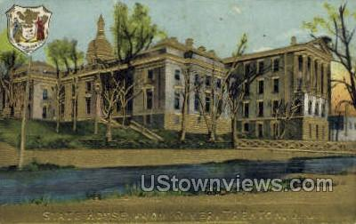 State Hosue - Trenton, New Jersey NJ Postcard
