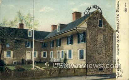 Old Barricks, 1776 - Trenton, New Jersey NJ Postcard