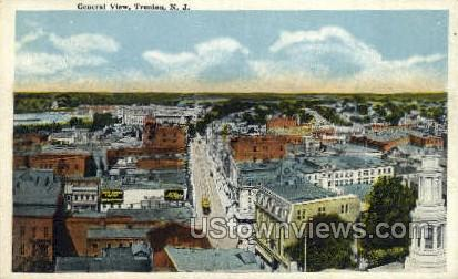 Trenton, New Jersey, NJ, Postcard