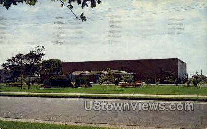 New Ocean City Tabernacle - New Jersey NJ Postcard