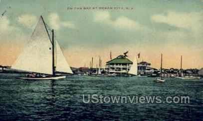 Ocean City, New Jersey, NJ, Postcard