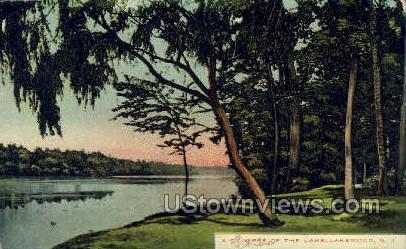 Lakewood, New Jersey, NJ, Postcard