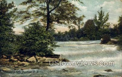 Scudder's Fall - Trenton, New Jersey NJ Postcard