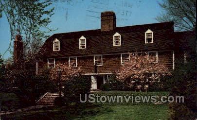Nassan Inn - Princeton, New Jersey NJ Postcard
