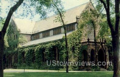 Kirkpatrick Chapel, Rutgers University - New Brunswick, New Jersey NJ Postcard
