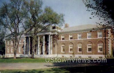 Music Bldg, Douglass College - New Brunswick, New Jersey NJ Postcard