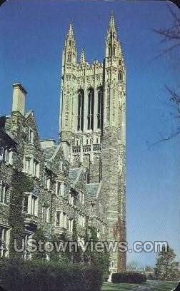 Cleveland Tower, Graduate School - Princeton, New Jersey NJ Postcard