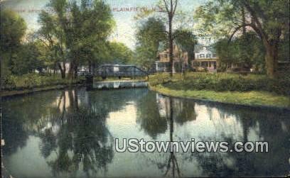 Plainfield, NJ     ;     Plainfield, New Jersey Postcard