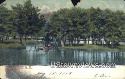 Sunset Bake - Asbury Park, New Jersey NJ Postcard