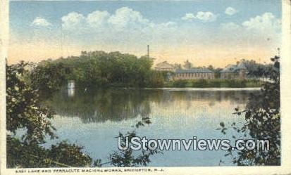 East Lake & Ferracute Machine Works - Bridgeton, New Jersey NJ Postcard