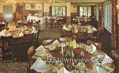 King George Inn - Mt Bethel, New Jersey NJ Postcard