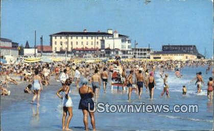Cape May, NJ     ;     Cape May, New Jersey Postcard