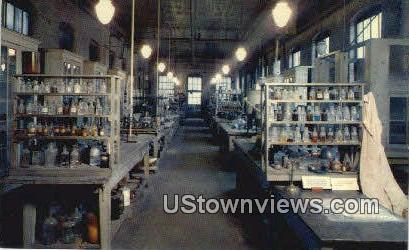 Edison National Monument - West Orange, New Jersey NJ Postcard