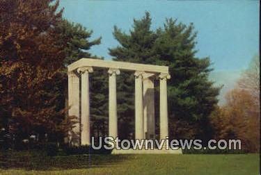 Princeton Battlefield State Park - New Jersey NJ Postcard