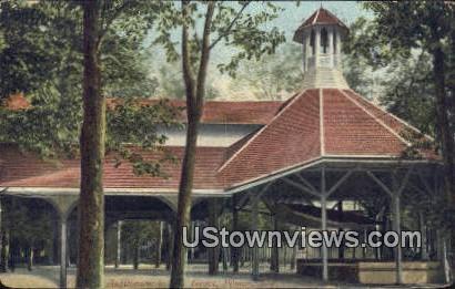 Auditorium - Pitman, New Jersey NJ Postcard