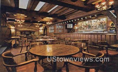 Nassau Inn - Princeton, New Jersey NJ Postcard