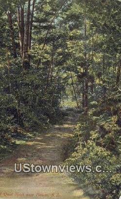 Quiet Nook - Pitman, New Jersey NJ Postcard