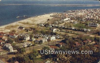 Sandy Hook - Highlands, New Jersey NJ Postcard