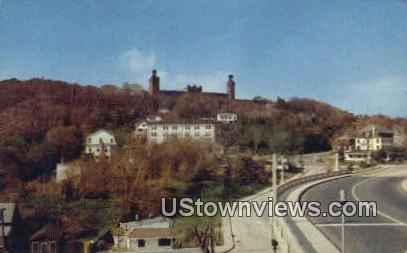 Twin Lights - Highlands, New Jersey NJ Postcard