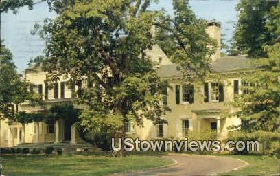 Morven, Governor's Mansion - Princeton, New Jersey NJ Postcard