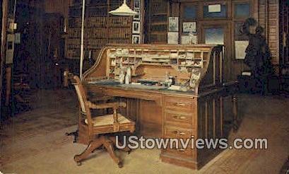 Edison National Historic Site - West Orange, New Jersey NJ Postcard