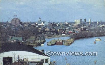 Rutgers University - New Brunswick, New Jersey NJ Postcard