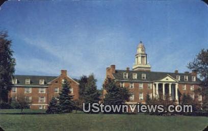 Westminster Choir College - Princeton, New Jersey NJ Postcard