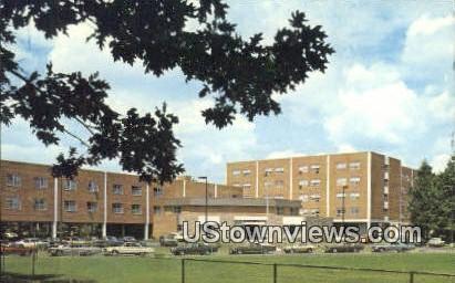 United Methodist Homes, Pitman Manor - New Jersey NJ Postcard