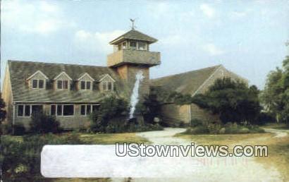 Wetlands Institute - Stone Harbor, New Jersey NJ Postcard