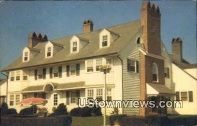 Modauson - Ocean City, New Jersey NJ Postcard