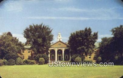Lawrenceville School - New Jersey NJ Postcard