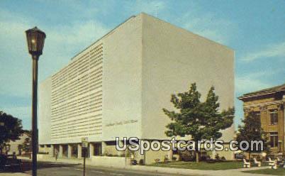 Middlesex County Court House - New Brunswick, New Jersey NJ Postcard