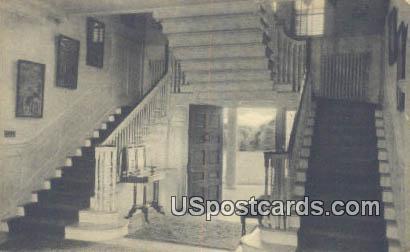 Wood Lawn, Alumnae House - New Brunswick, New Jersey NJ Postcard